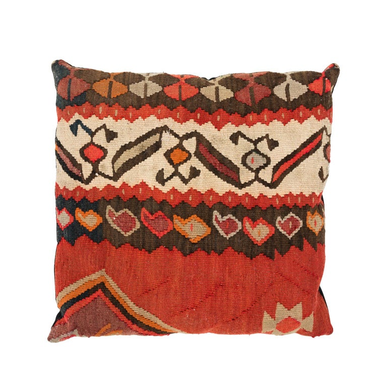 Set of Turkish Fabric Pillows For Sale 1