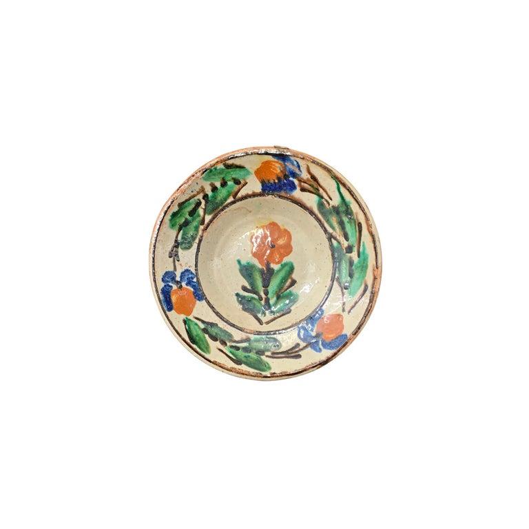 Set of Twelve 19th Century Hungarian Ceramic Bowls For Sale 5