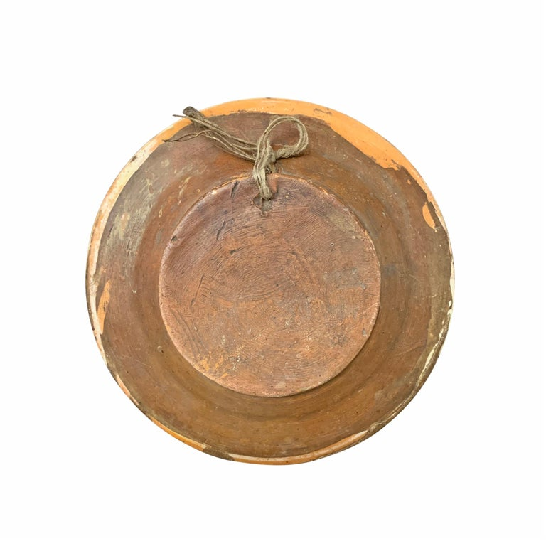 Set of Twelve 19th Century Hungarian Ceramic Bowls For Sale 12