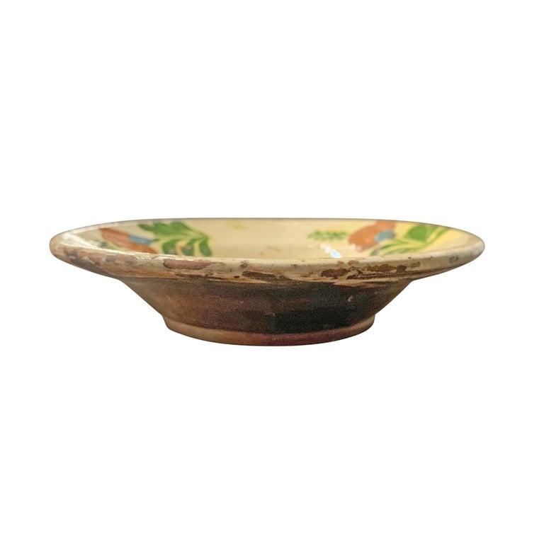 Set of Twelve 19th Century Hungarian Ceramic Bowls For Sale 14
