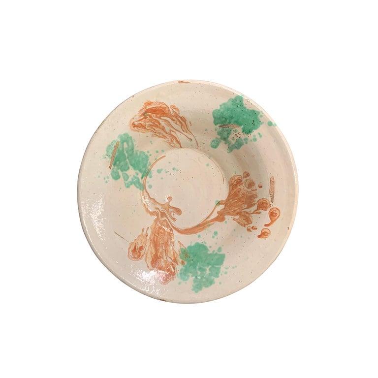 Set of Twelve 19th Century Hungarian Ceramic Bowls For Sale 2