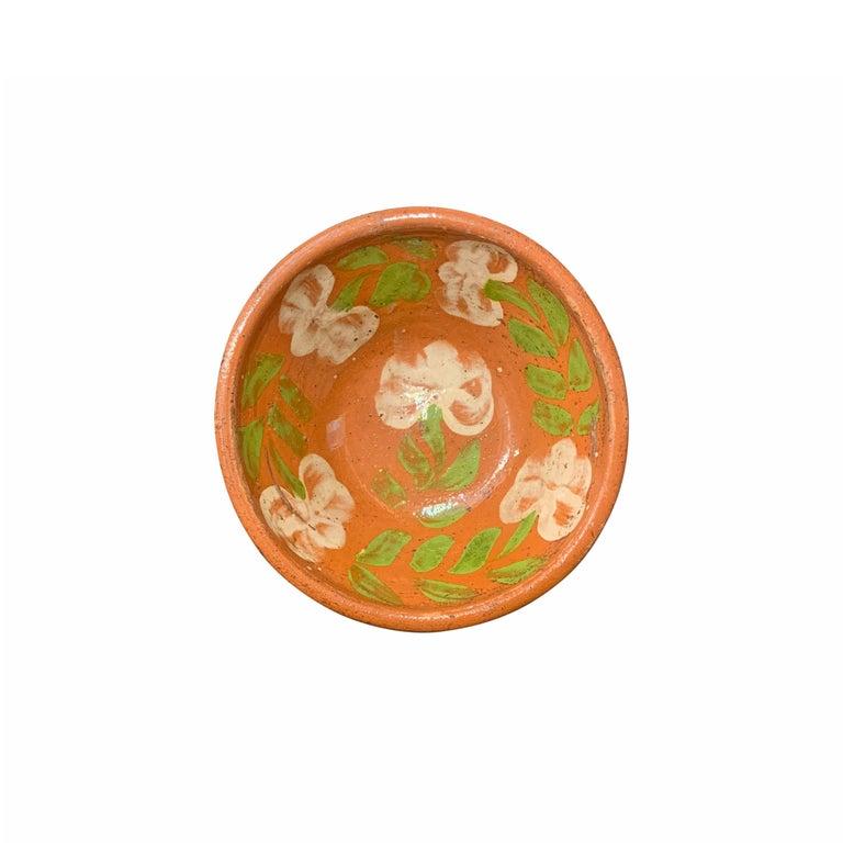 Set of Twelve 19th Century Hungarian Ceramic Bowls For Sale 1