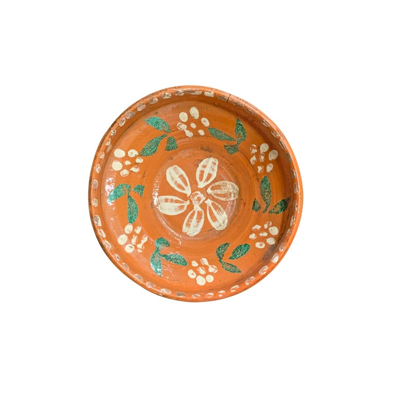 Set of Twelve 19th Century Hungarian Ceramic Bowls For Sale 4