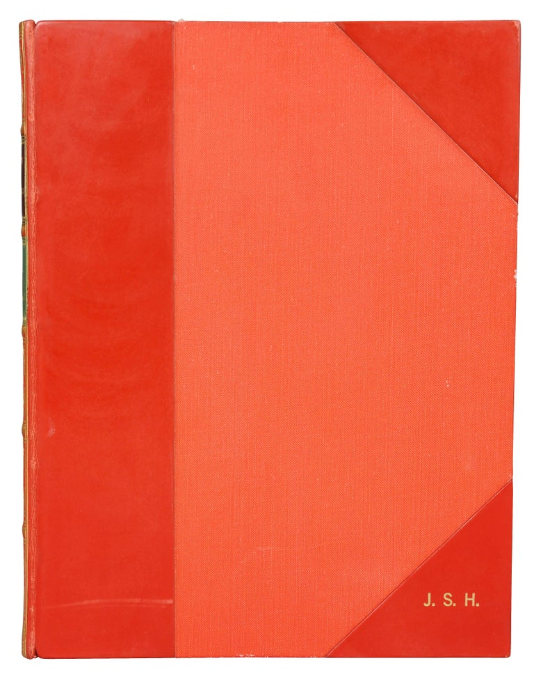 Set of 12 Leather Bound Volumes, Memoirs Casanova In Good Condition For Sale In Essex, MA