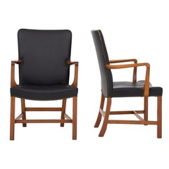 Set of Two Armchairs by Kaare Klint