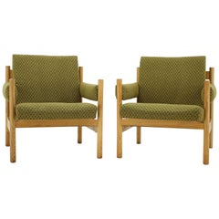 Set of Two Armchairs by Mona, 1974