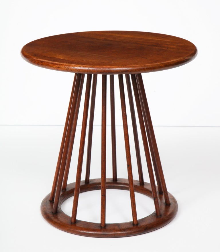 Mid-20th Century Set of Two Arthur Umanoff Side Tables for Washington Woodcraft For Sale