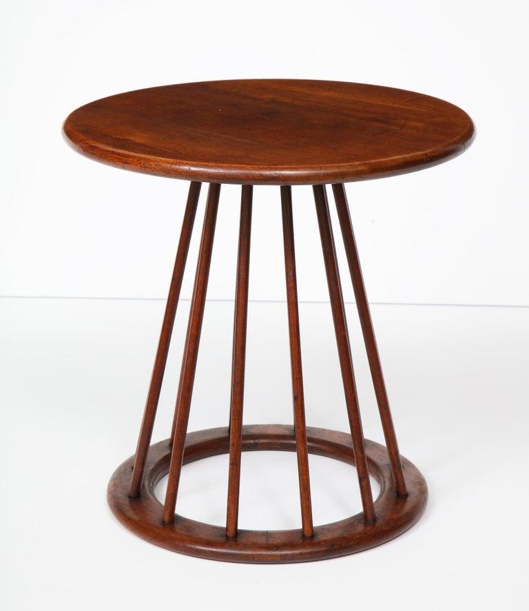 Laminate Set of Two Arthur Umanoff Side Tables for Washington Woodcraft For Sale