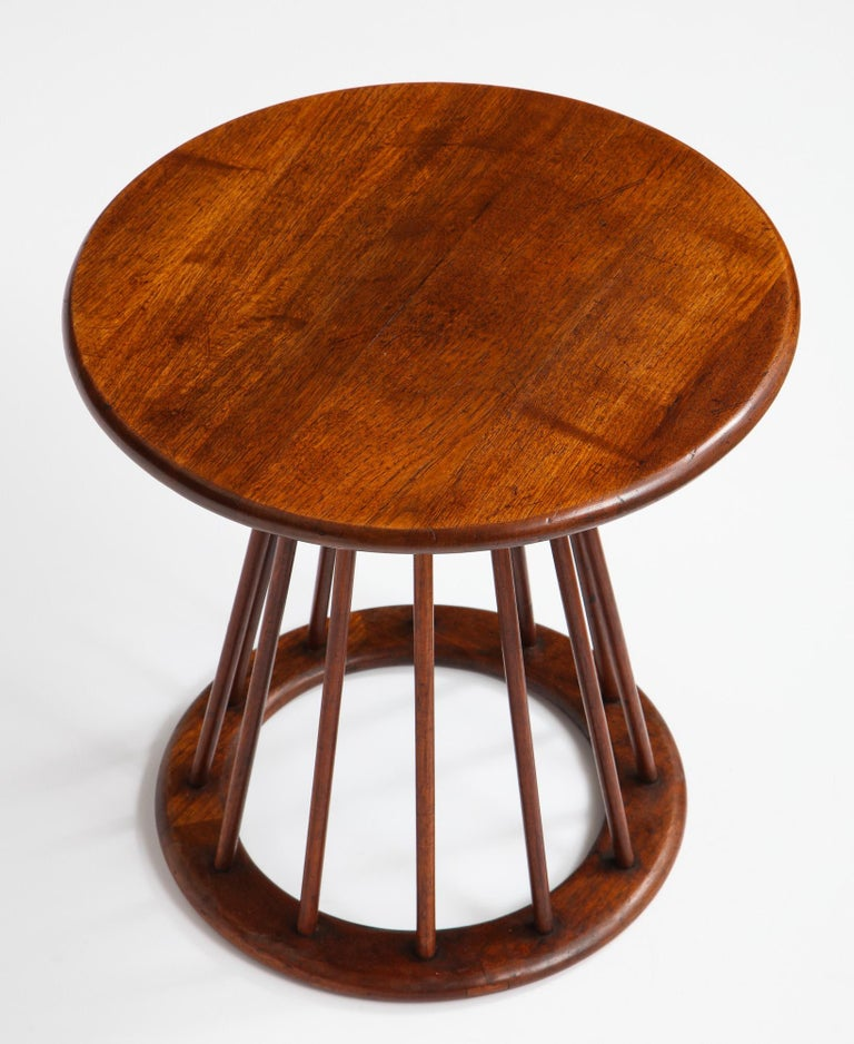 Set of Two Arthur Umanoff Side Tables for Washington Woodcraft For Sale 1