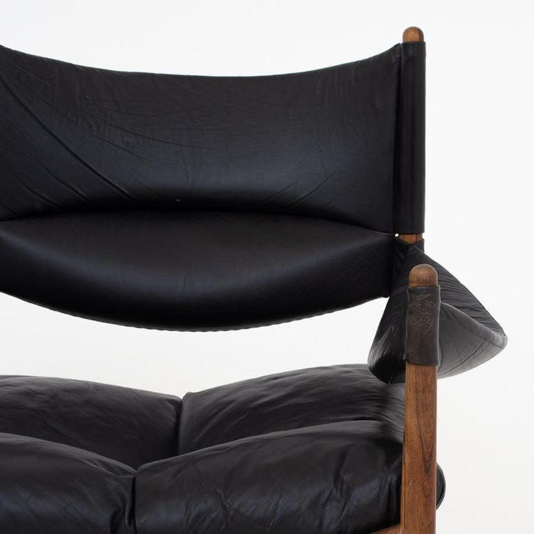 20th Century Set of Two Easy Chairs by Kristian Vedel