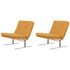 Set of Two Easychairs by Poul Nørreklit