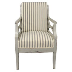 Set of Two Gustavian Armchairs from circa 1810