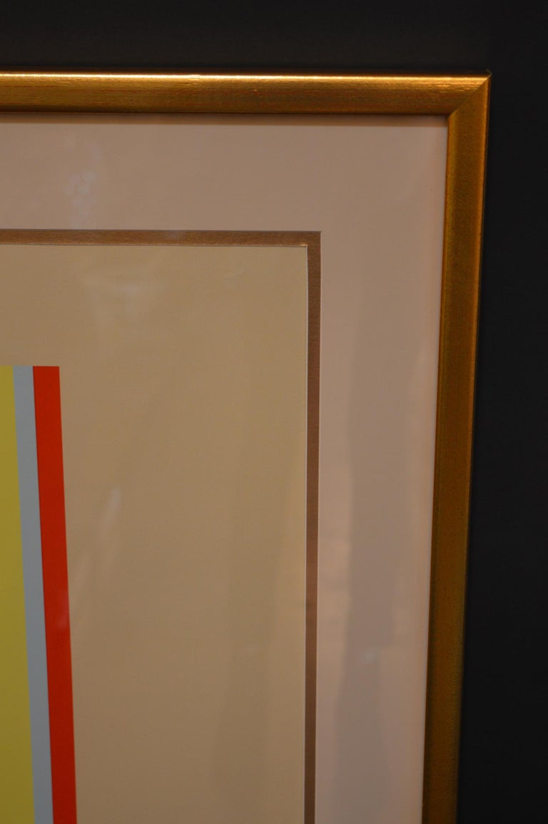 Set of Two Ilya Bolotowsky Serigraphs For Sale 3