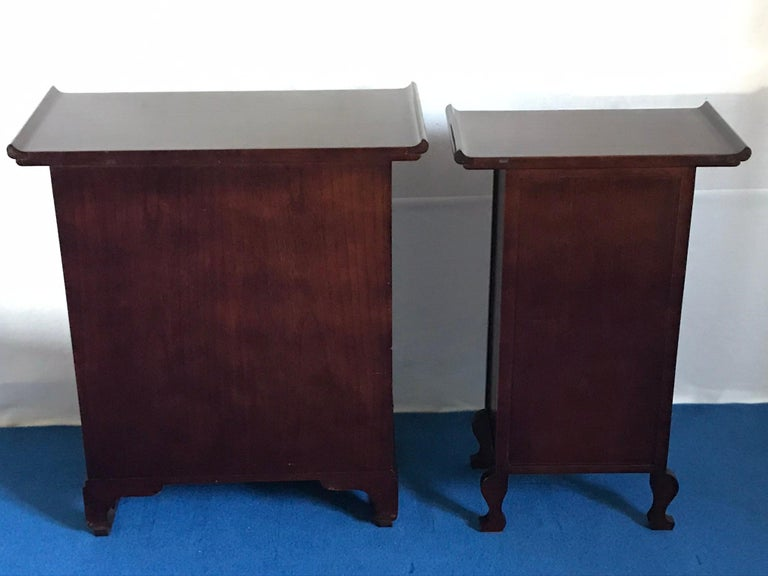 Mid-20th Century Set of Two Japonese Cases,