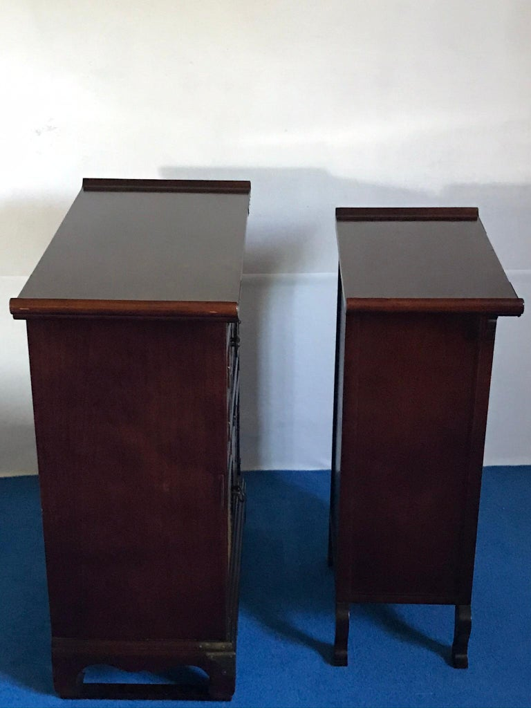 Set of Two Japonese Cases,