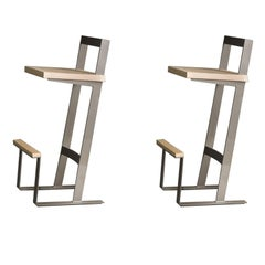 Set of Two Kaalta Counter Stools