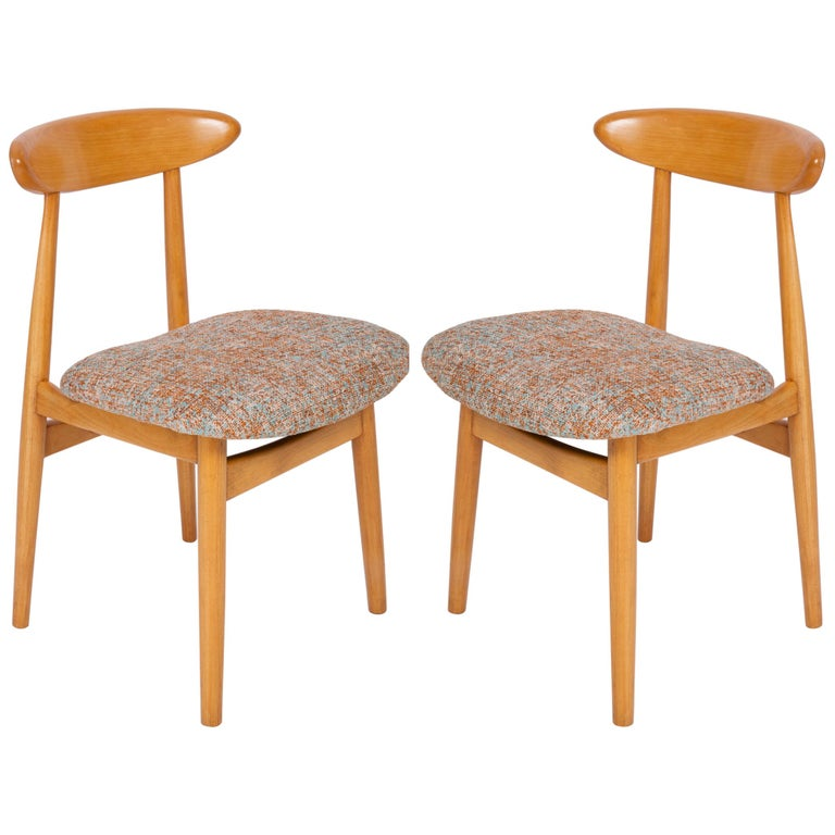 Set Of Two Midcentury Black Pixel Dining Chairs 1960s For Sale At 1stdibs