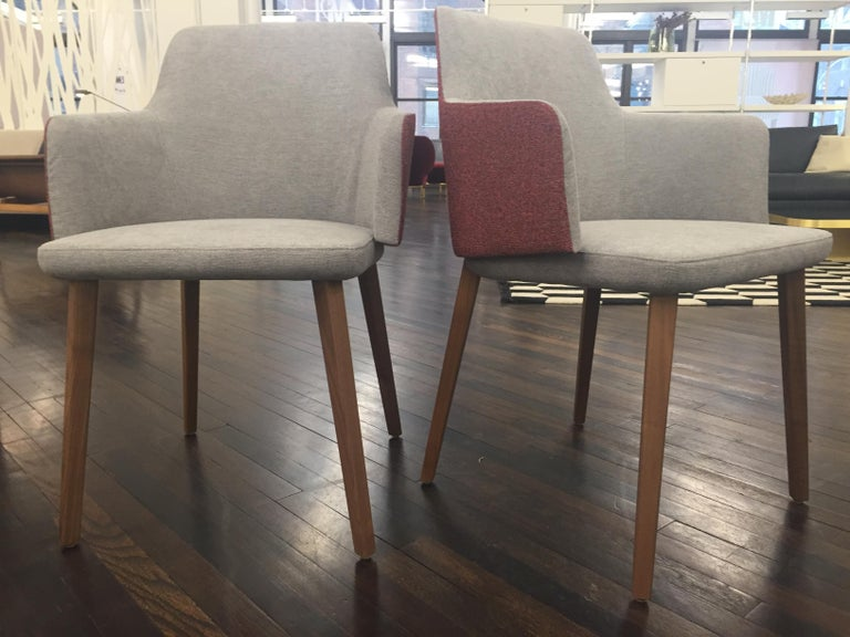 Set of Two Montis Back Me Up Armchairs 5