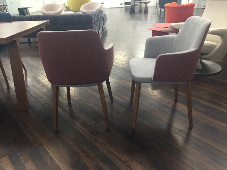 Dutch Set of Two Montis Back Me Up Armchairs