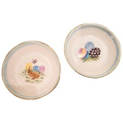 Set of Two Porcelain Bowls Easter Decor Sofina Boutique Kitzbuehel