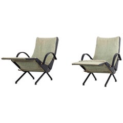 Set of Two Reclining Chairs