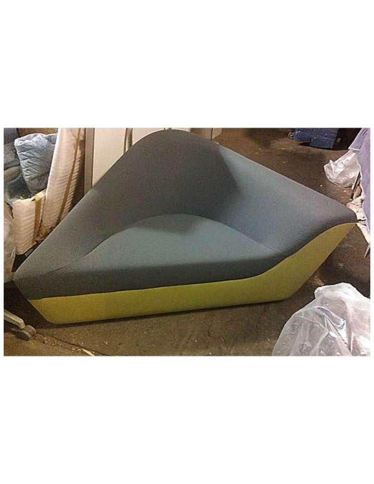 (2) seating stones Model# 272-10C AL & AR Uph: Knit Slate 9037 base/8202 2nd seat has reverse colored uph Original Price $8,860 Product description Design awards Modell no. Frame Upholstery Base Cover 272/273/274/276/277 Body