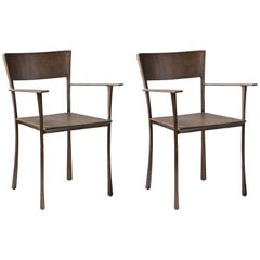 Set of Two Serena Dining Chairs