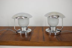 Set of Two Table Lamps by Napako, 1950s