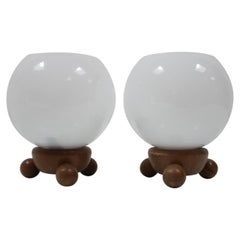 Set of Two Table Lamps/ Inlux Type 81, 1970's