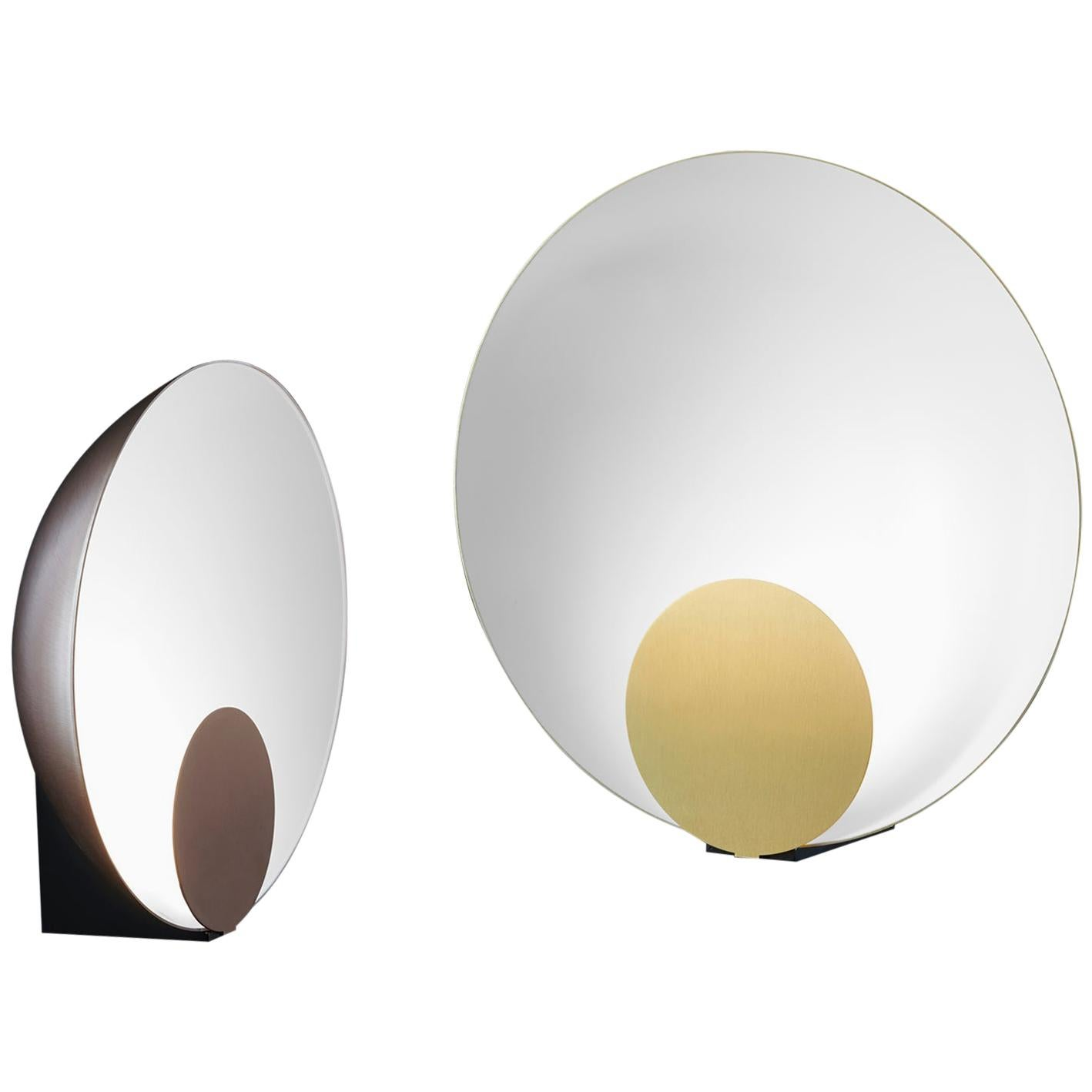 Set of Two Table Lamps 'Siro' Designed by Marta Perla, Manufactured by Oluce