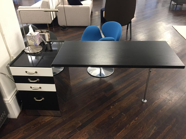 Set of Two Tecta Marcel Breuer Classic M45 Desk For Sale 5