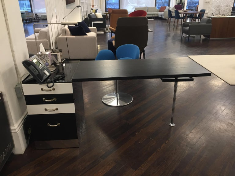 Set of Two Tecta Marcel Breuer Classic M45 Desk For Sale 1