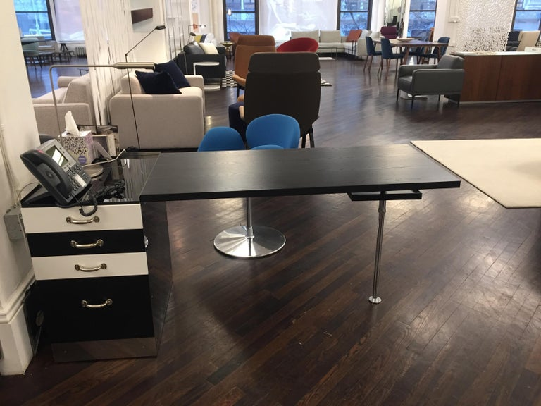 Set of Two Tecta Marcel Breuer Classic M45 Desk For Sale 3