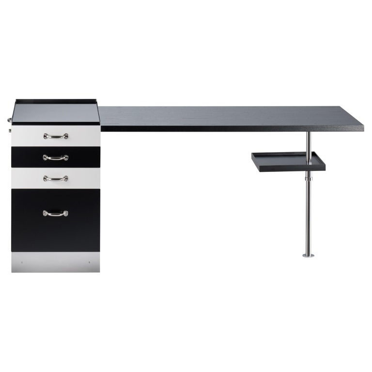 Set of Two Tecta Marcel Breuer Classic M45 Desk For Sale
