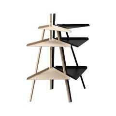 Set of Two 'Trio' Corner Furniture by Achille Castiglioni and Giancarlo Pozzi