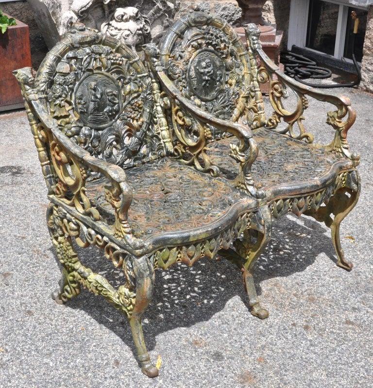 Set of Victorian Cast Iron