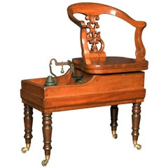 Set of Victorian Mahogany Jockey Scales