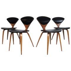 Set of Vintage Modern Norman Cherner Chairs