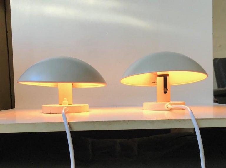 Set of Vintage PH-Hat Wall Lights by Poul Henningsen for Louis Poulsen, Denmark 4