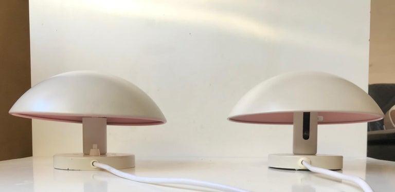 Mid-Century Modern Set of Vintage PH-Hat Wall Lights by Poul Henningsen for Louis Poulsen, Denmark