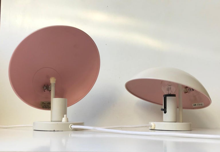 Set of Vintage PH-Hat Wall Lights by Poul Henningsen for Louis Poulsen, Denmark In Good Condition In Esbjerg, DK