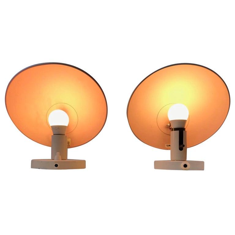 Set of Vintage PH-Hat Wall Lights by Poul Henningsen for Louis Poulsen, Denmark