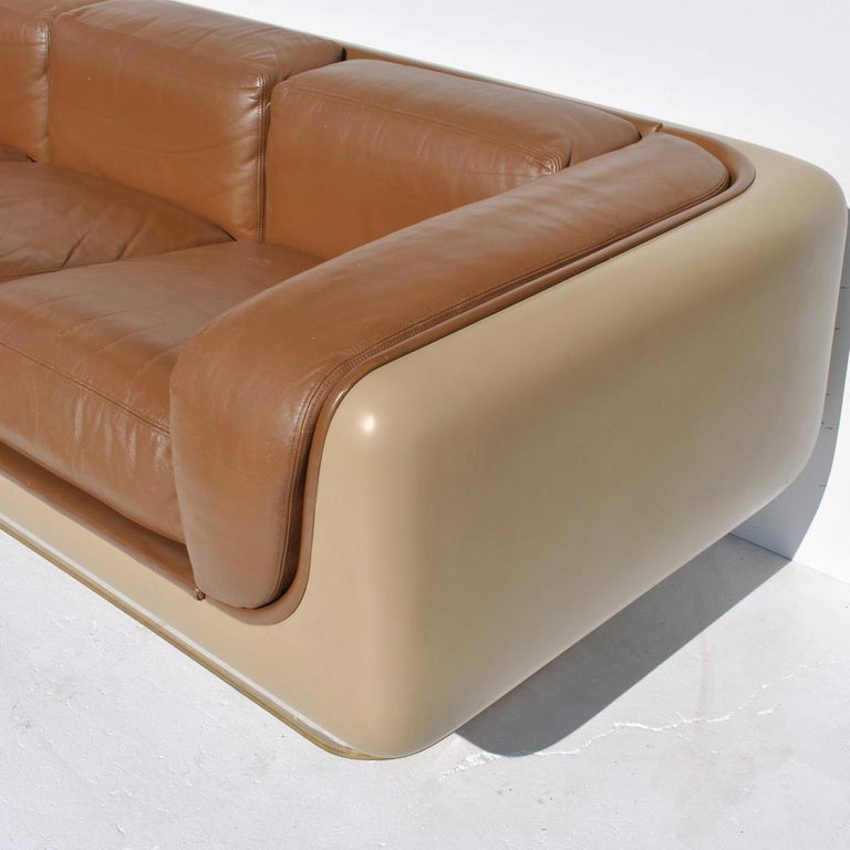 Fiberglass William Andrus Set of Steelcase #465 Soft Seating Series For Sale