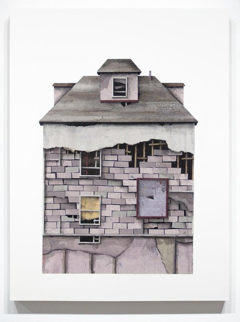 House Portrait Series XIV For Sale 5
