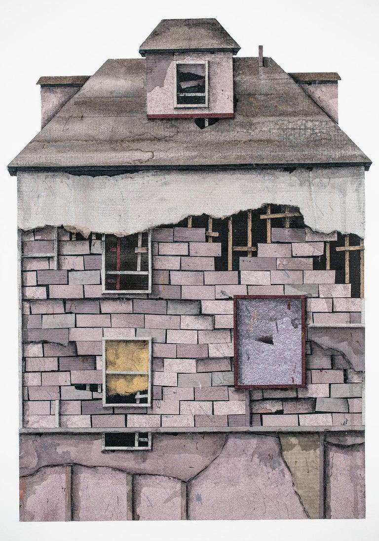 House Portrait Series XIV - Art by Seth Clark