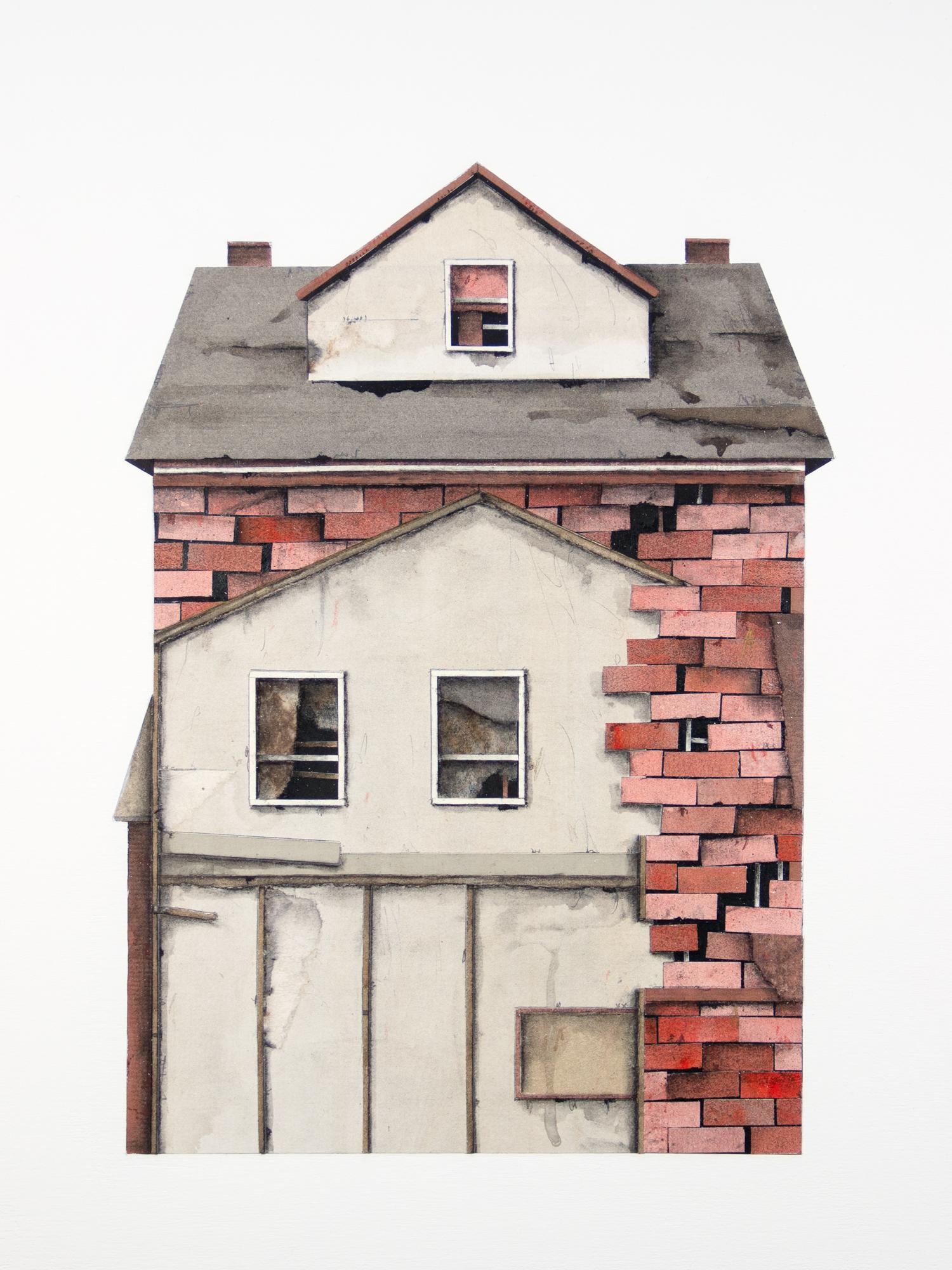 House Portrait Series XVII