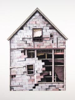 House Portrait Series V