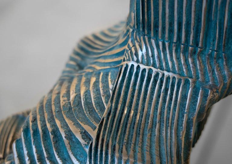 A sculpture by Seth Kaufman.