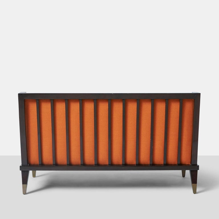 Settee by Mito Block Brothers In Good Condition For Sale In San Francisco, CA