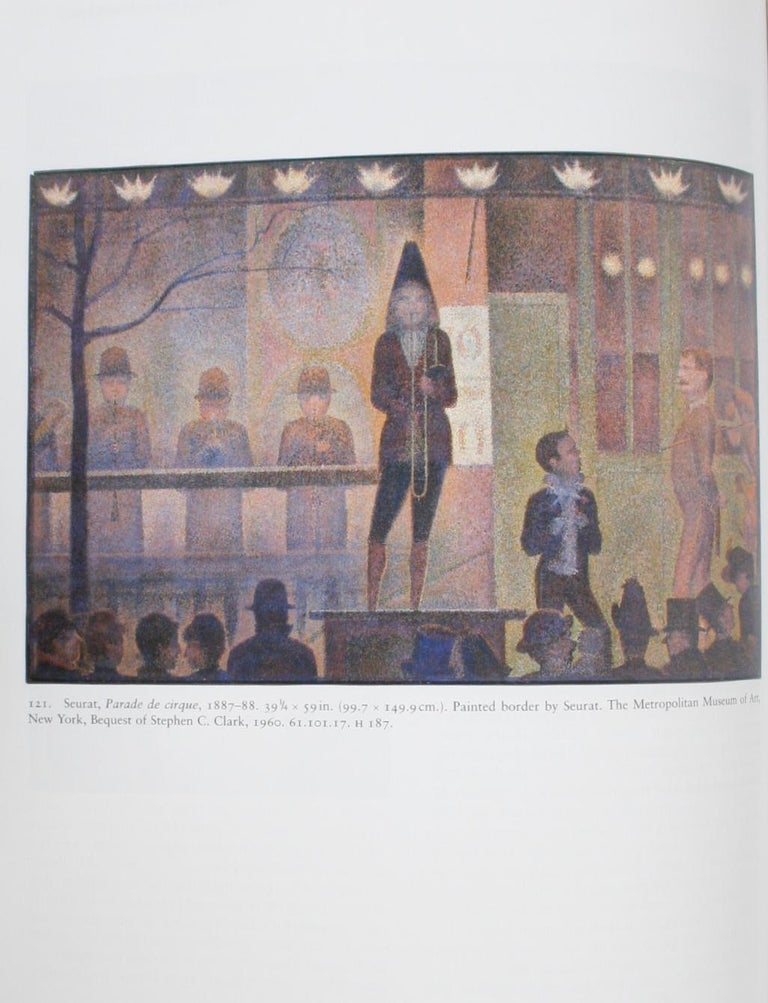 Seurat, Drawings and Paintings by Robert L. Herbert, First Edition For Sale 4